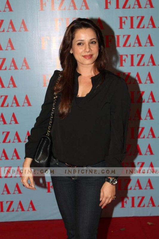 Neelam at Zarine Khan's Fizaa store launch