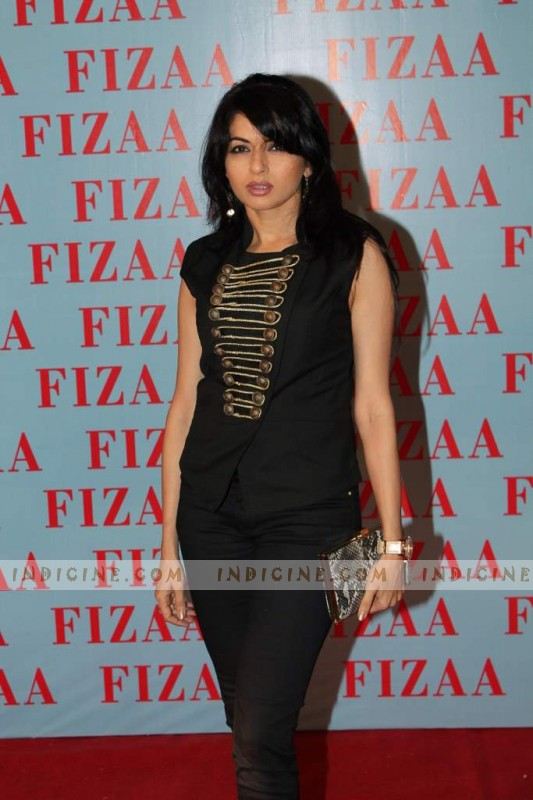 Bhagyashree at Zarine Khan's Fizaa store launch