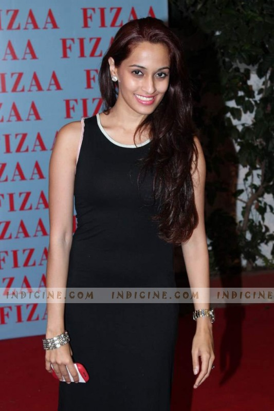 Shweta Pandit at Zarine Khan's Fizaa store launch