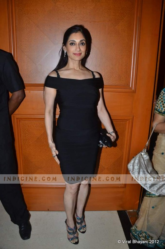 Lucky Morani at Manish Malhotra's Lilavati Girl Child show