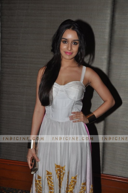 Shraddha Kapoor at Manish Malhotra's Lilavati Girl Child show