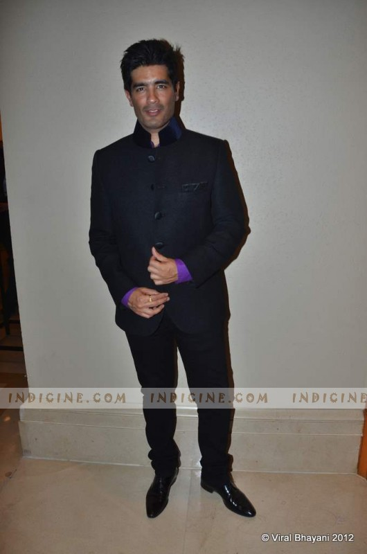 Manish Malhotra at his Lilavati Girl Child show