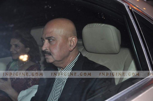 Rakesh Roshan and wife Pinky