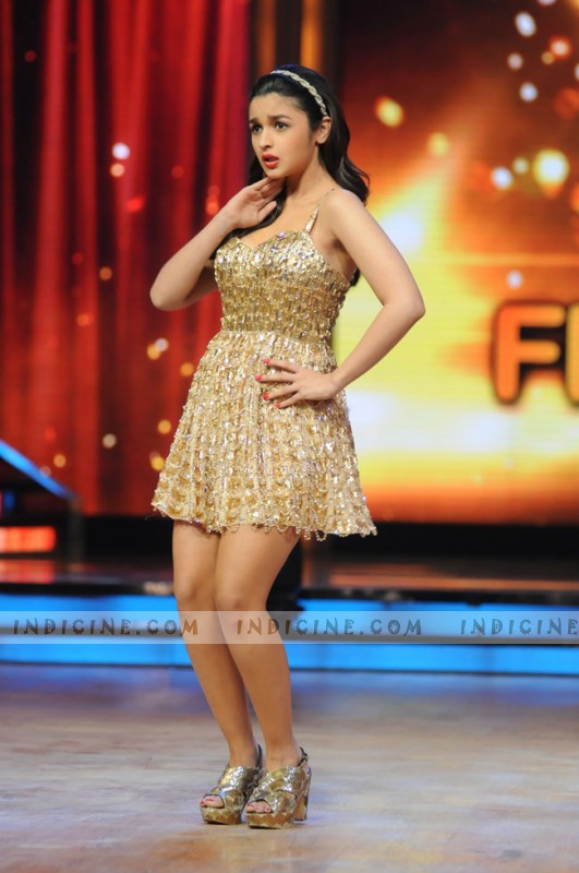 Student Of The Year On Jhalak Dikhhla Jaa