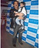 Chandrachur Singh with his son at Svenska Design Hotels success bash