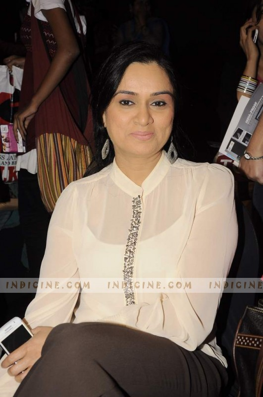 Padmini Kolhapure at Payal Singhal Kids collection show