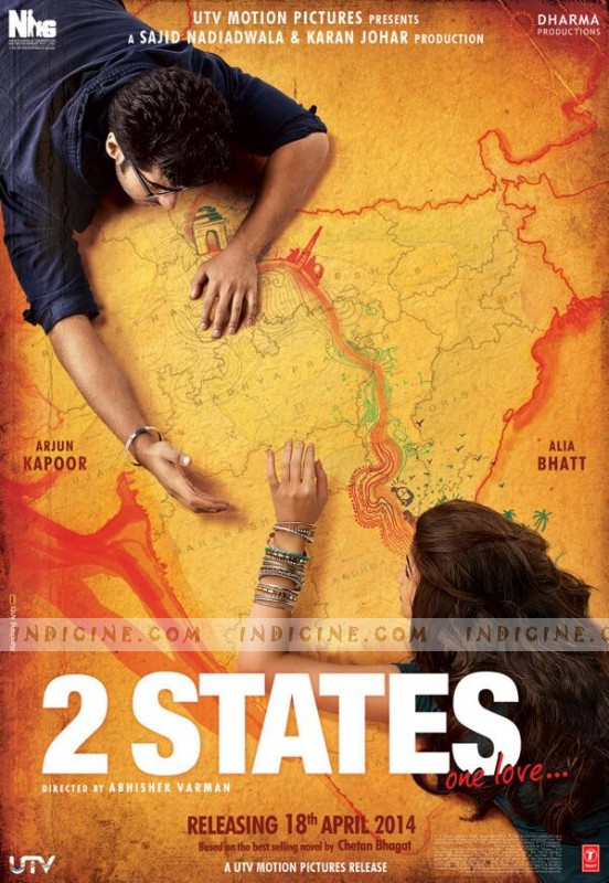 2 States First Look