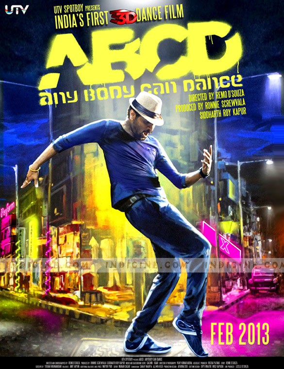 ABCD - Any Body Can Dance First Look