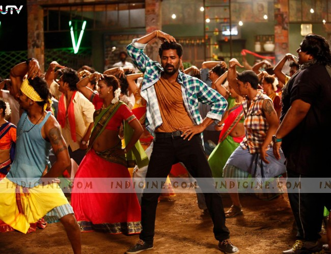 Prabhu Deva, Ganesh Acharya - Any Body Can Dance