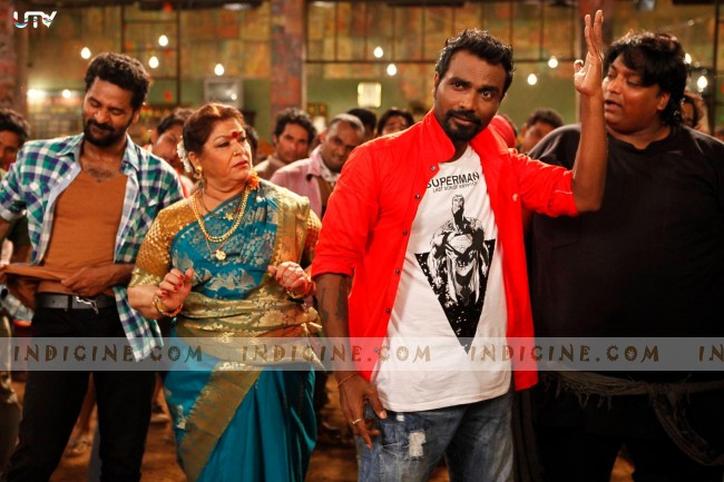 Prabhu Deva, Saroj Khan, Remo D'Souza - Any Body Can Dance