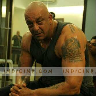Pics: Sanjay Dutt in Agneepath Remake