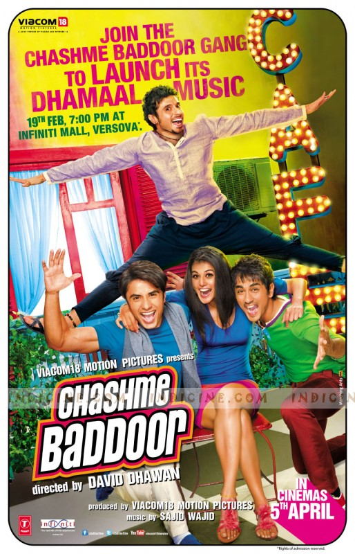 Chashme Baddoor Movie Free Download In Utorrent