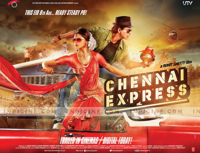 Chennai Express Box Office