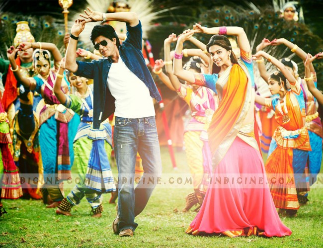 chennai express title song  now