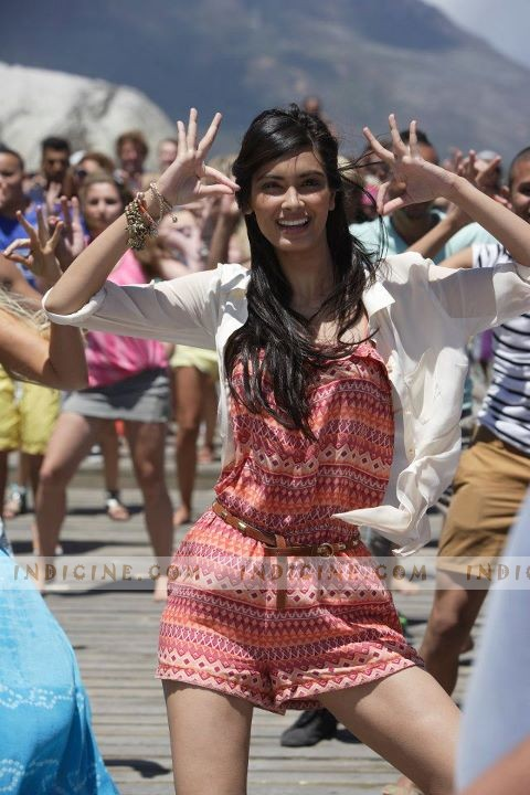 Diana Penty still from Cocktail