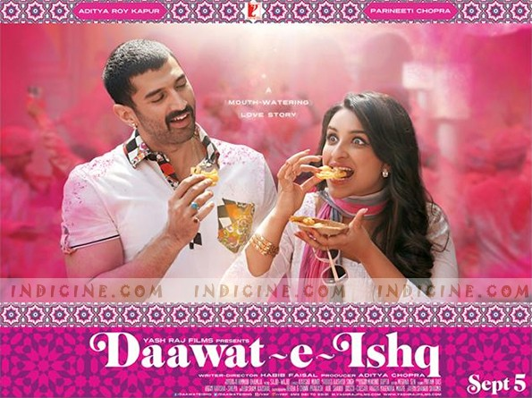 Daawat-E-Ishq First Look