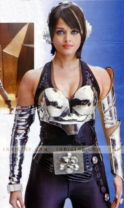 Aishwarya Rai - Enthiran - The Robot