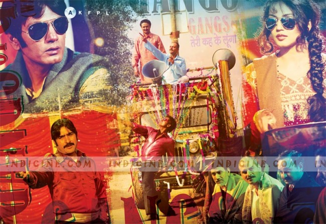 gangs of wasseypur poster