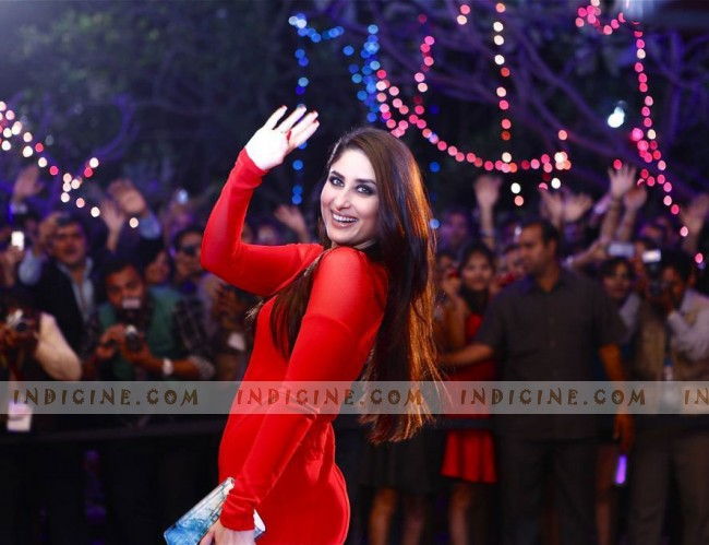 Kareena in Heroine Trailer