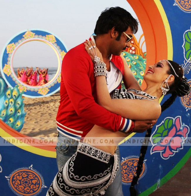 Ajay Devgan, Tamanna Bhatia latest photo