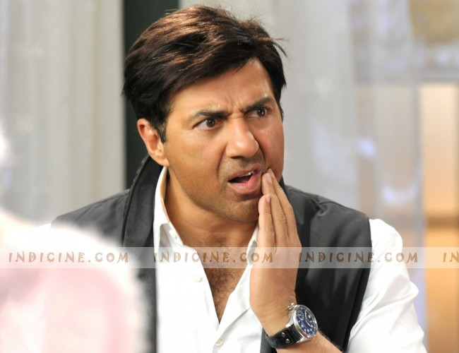 Sunny Deol - I Love New Year
