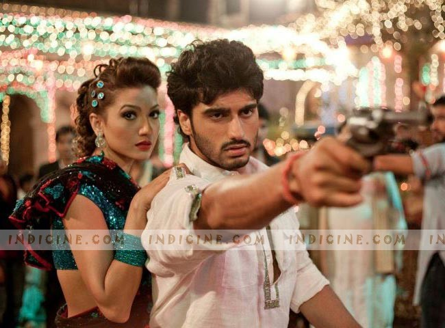 Gauhar Khan In Ishaqzaade
