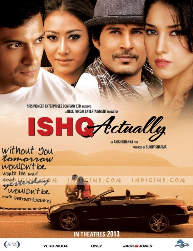 Ishq Actually First Look