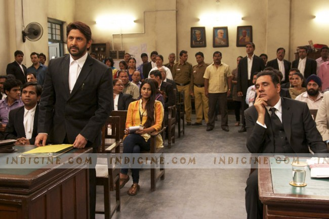 Arshad Warsi, Boman Irani - Jolly LLB Picture