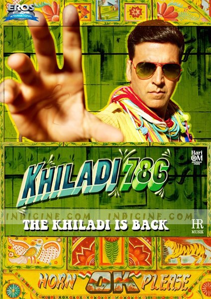 Khiladi 786 Movie Download