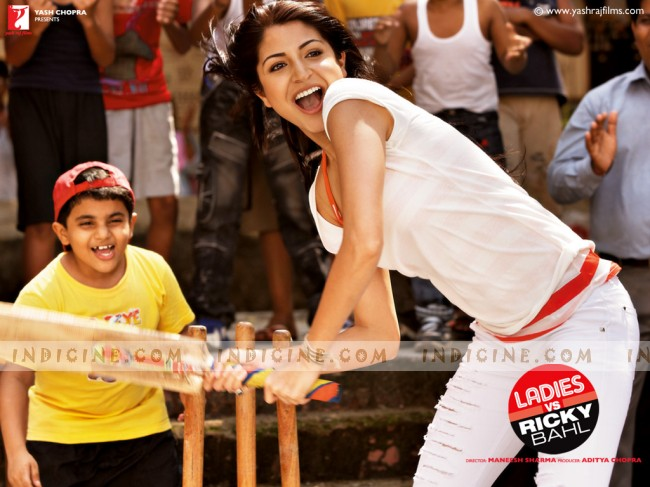 Anushka Sharma - Ladies vs Ricky Bahl
