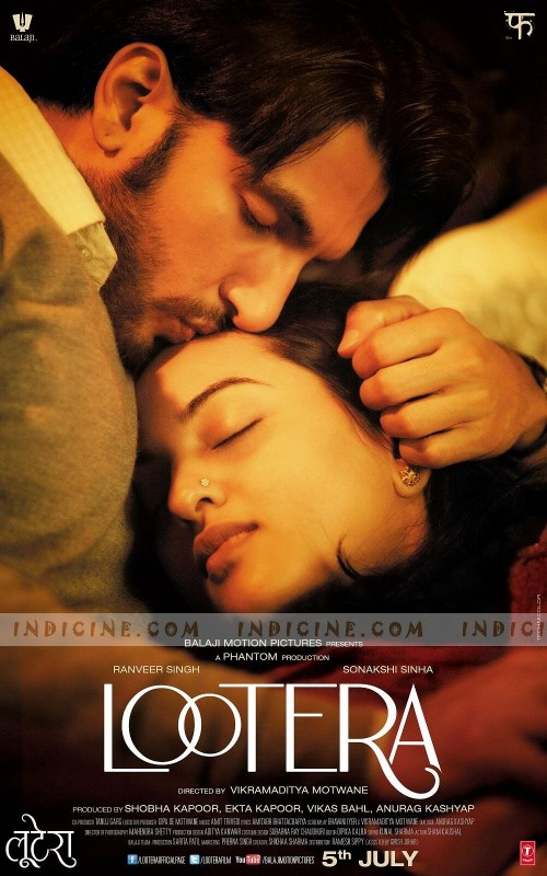 Lootera Latest Poster