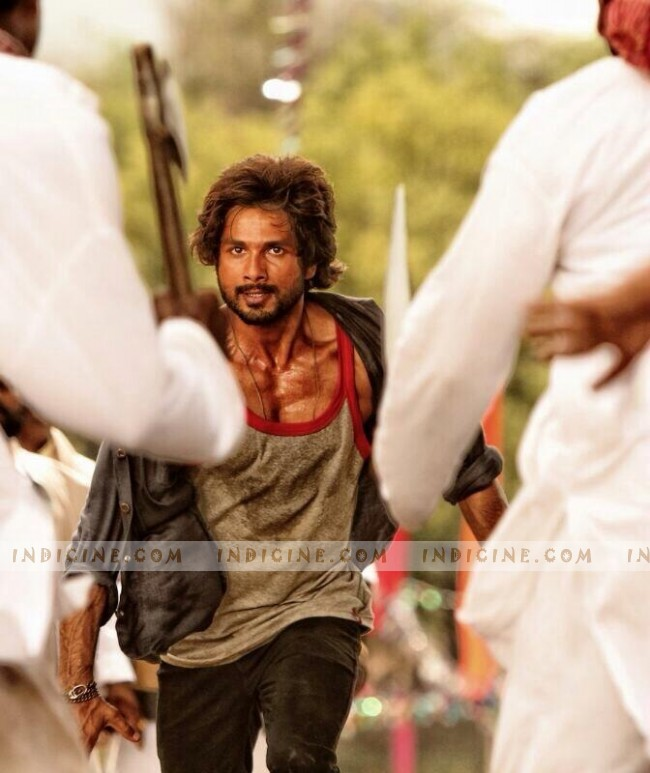 Shahid Kapoor R... Rajkumar First Look
