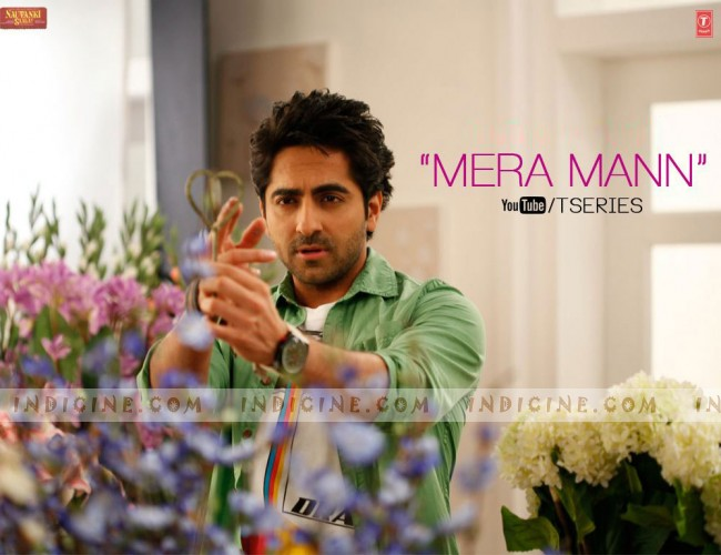Ayushman Khurana - Mera Mann