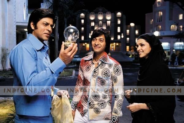 Om Shanti Om Movie Picture