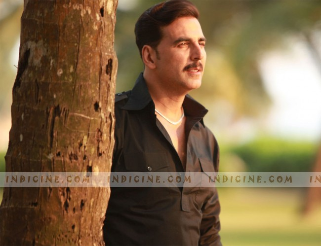 Akshay Kumar still from Once Upon A Time In Mumbaai Dobara