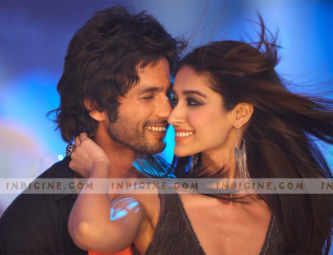 Shahid Kapoor with Ileana  D'Cruz