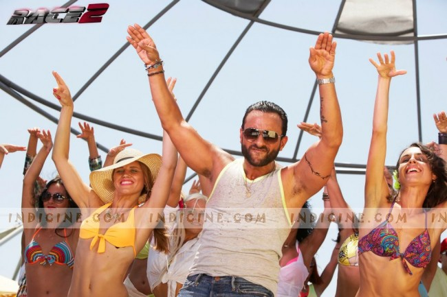 Saif Ali Khan - Race 2