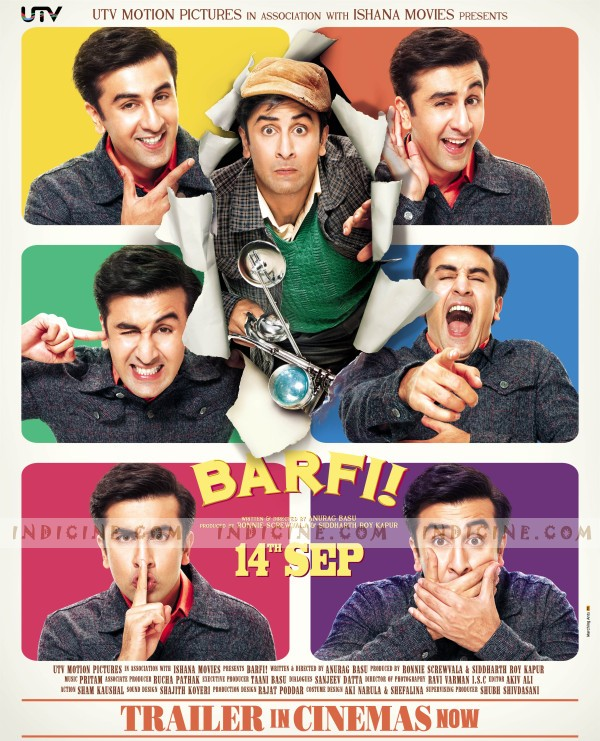 Barfi box office collections detailed - Box office collection of indian movies ...