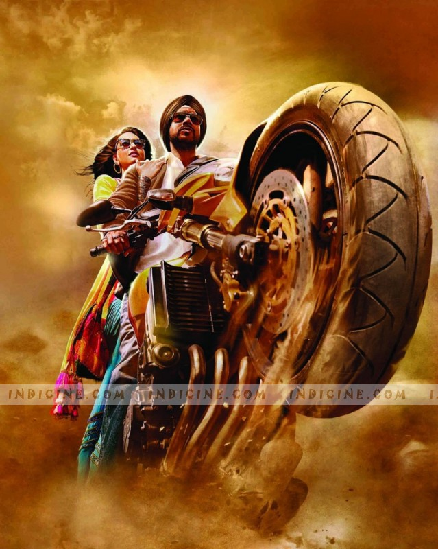 Sonakshi Sinha, Ajay Devgan - Son Of Sardar Title Song