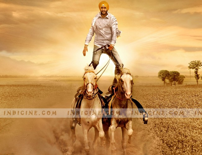 Ajay Devgan - Son Of Sardar Title Song