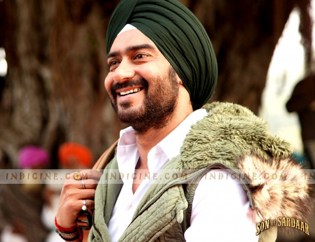 Ajay Devgan - Son Of Sardar