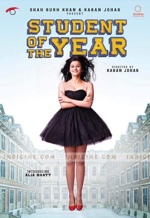 Pics Student Of The Year Stars Alia Varun Siddharth
