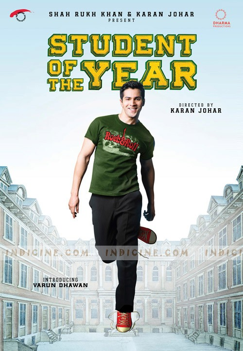 Siddharth Student Of The Year Wallpaper