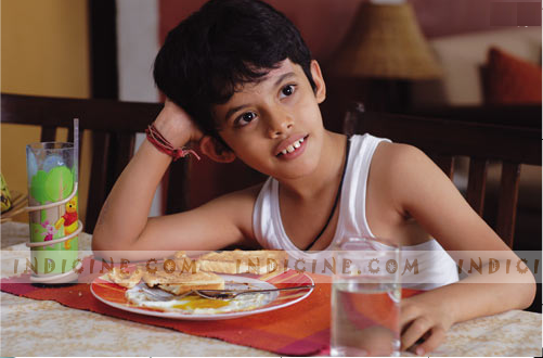 darsheel in taare zameen par - picture