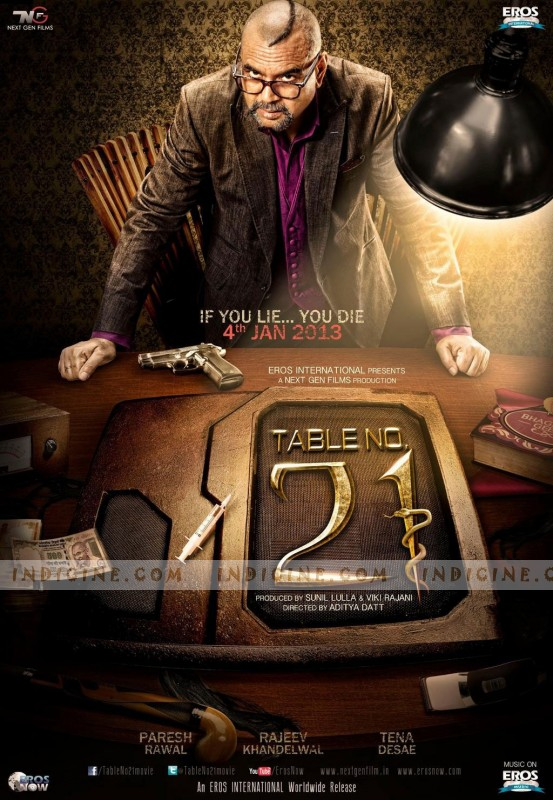 Download Table No. 21 (film) Hindi Movie