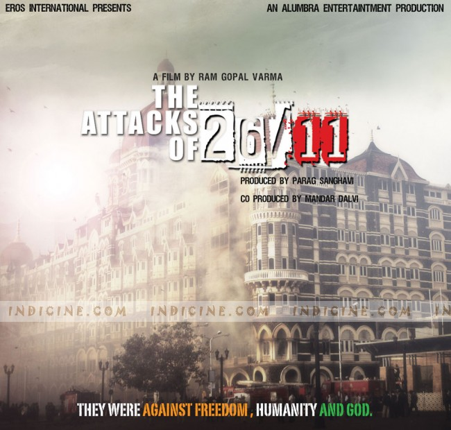 The Attacks Of 26/11 Poster