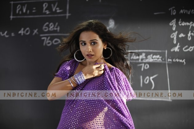 Vidya Balan sells The Dirty Picture, sex not so much, Photos and Videos
