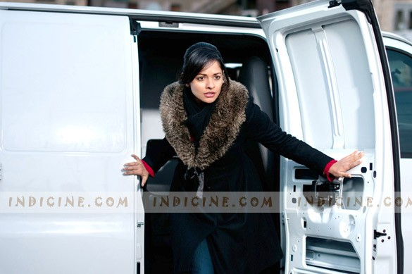 Pooja Kumar still from Vishwaroop