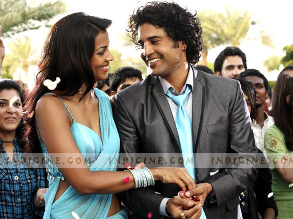 Mugdha Godse and Rajeev Khandelwal in Will You Marry Me?