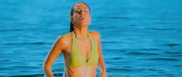 Kareena wet all over